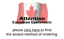 Canadian Customers - click here!