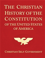 Discover America's Christian history and God's providence in the foundation and forming of the world's first Christian constitutional republic and the United States of America's place on the Chain of Christianity moving westward