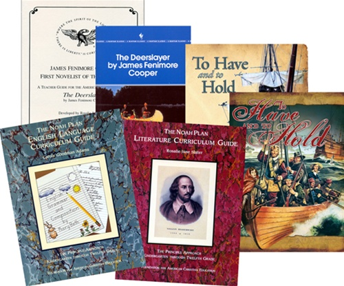 Eleventh Grade Literature and English Package