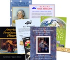 Fourth Grade History and Geography Package