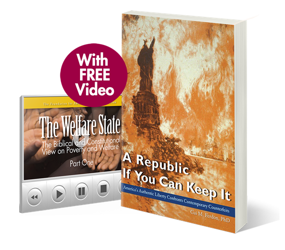 A Republic If You Can Keep It with Video Lecture