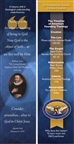 Bookmark-Timeline of America's Founding by William Ames (sold in pack of 10)