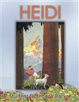 Heidi Student Notebook Packet