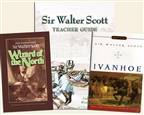 Ivanhoe and Sir Walter Scott Package