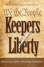 We the People: Keepers of Liberty (Journal Volume VIII)