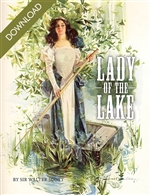 The Lady of the Lake: Poem and Study Guide (Download)