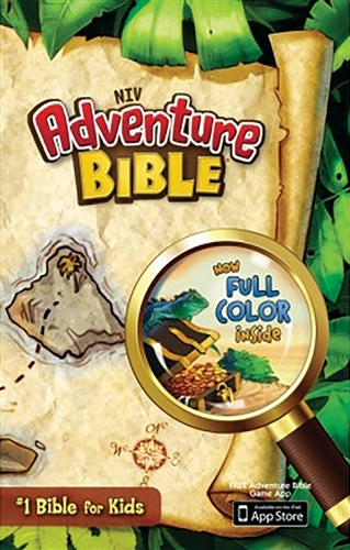 The NIV Adventure Bible (Scratch & Dent)