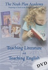 The Noah Plan Academy: Teaching Literature & Teaching English DVD