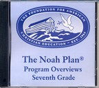 The Noah Plan Program Overviews: Seventh Grade (on CD)