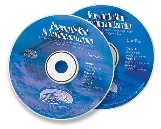 Renewing the Mind for Teaching and Learning 2-CD Set