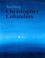 Teaching Christopher Columbus, Christ-bearer to the New World (3-hole punched)