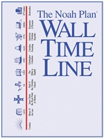 The Noah Plan Wall Timeline